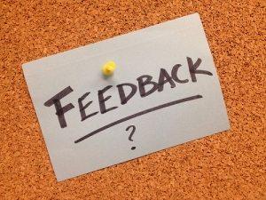 Mail Surveys | Feedback